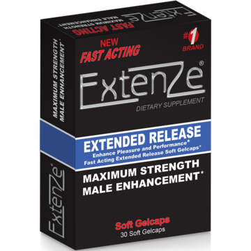 ExtenZe Extended Release Box